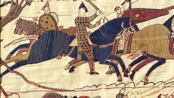 Bayeux Tapestry - Wikipedia